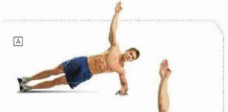 Động tác hiệu quả cho cơ bụng 6 múi (P1), Làm đẹp,