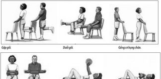 Những bài tập hữu ích cho người đau khớp 1