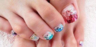 Làm sao để móng chân xinh với nail bắt mắt ?