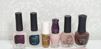 Vẽ nail pastel nhẹ nhàng cho ngày cuối tuần