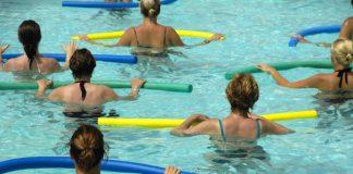 6 lợi ích sức khỏe từ việc tập erobic dưới nước