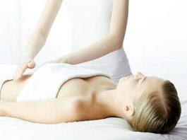 Cách massage bụng cho vòng 2 'hoàn hảo' - 1