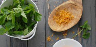 Cách dưỡng ẩm và tẩy da chết bằng dầu dừa và bưởi - 1