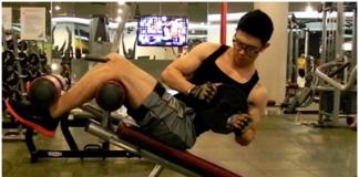 Bài tập cơ bụng dưới và cơ liên sườn để có đường V-cut 2