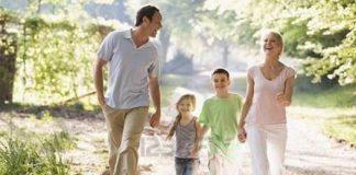5 bài tập buổi sáng cho gia đình