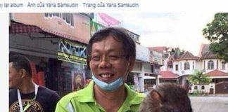 Singapore: Chuột to hơn mèo gây bão mạng xã hội