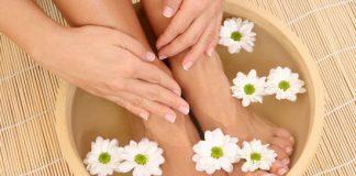 Một số chú ý cần biết khi massage chân - 1