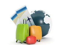 Cách đổi mật khẩu vali TSA Reset luggage password