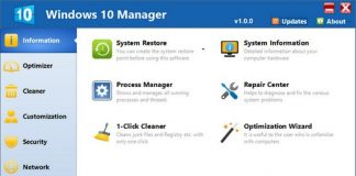 Yamicsoft Windows 10 Manager v2.1.7 Multilingual-P2P