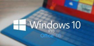 Windows 10 Pro RS2 v1703 Build 15063.540 x64 + Office 2016 en-US August 2017-P2P