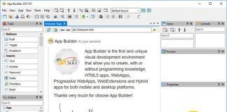 App Builder v2017.91-URET