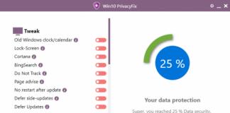 Abelssoft Win10 PrivacyFix v1.8-DVT