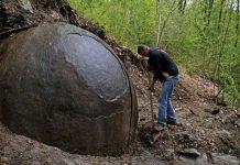 Hình cầu khổng lồ nghi thuộc về nền văn minh bí ẩn 1.500 năm trước