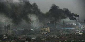 """Trung Quốc """"trả giá vì ô nhiễm"""""""