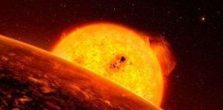 Mưa đá trên hành tinh mới CoRoT-7b