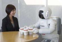 """Năm 2050 sẽ có """"người tình robot"""" ?"""