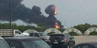 Tên lửa SpaceX bất ngờ nổ tung ngay trước giờ phóng