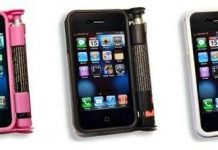 Túi đựng iPhone chống cướp giật