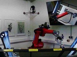 Robot vẽ tranh