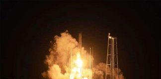 Tên lửa Mỹ nổ do bị bấm nút hủy