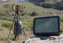 Radar trong ba lô