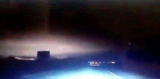 Thiên thạch nổ biến đêm thành ngày ở Siberia