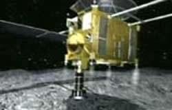 Phi thuyền của Nhật không thể hạ cánh xuống tiểu hành tinh