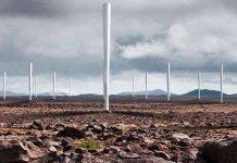 Tây Ban Nha tạo ra điện từ lốc xoáy