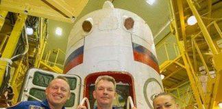 Đoàn bay quốc tế thứ 41 chuẩn bị lên vũ trụ