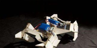 Cận cảnh robot tự biến hình đầu tiên trong đời thực