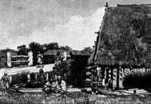 Người Aino ở vùng biển Bắc Hải