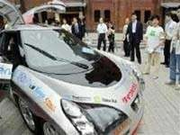 Nhật Bản chế tạo thành công ô tô điện nhanh nhất thế giới