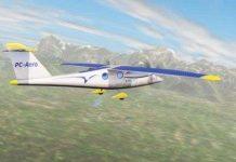 Máy bay điện thế hệ mới