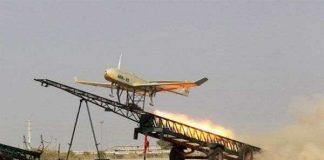 """Iran thử nghiệm drone """"đánh bom cảm tử"""""""
