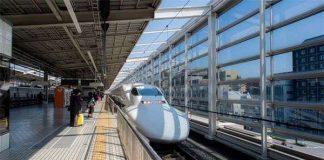Nhật thử tàu đệm từ trường mới tốc độ 500km/h