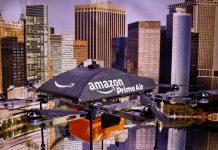 Amazon được cấp bằng sáng chế drone tự hủy, tránh nguy hiểm cho người đi đường