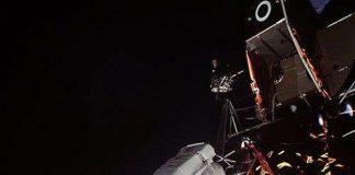 Tìm ra lời giải về ảnh đổ bộ Mặt trăng