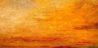 Sự biến đổi khí hậu qua bức tranh hoàng hôn nổi tiếng