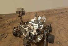 Robot trên sao Hỏa tê liệt vì sự cố máy tính