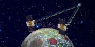Bộ đôi tàu vũ trụ nghiên cứu mặt trăng