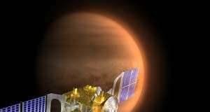 Tàu thám hiểm Venus Express đi vào quỹ đạo sao Kim