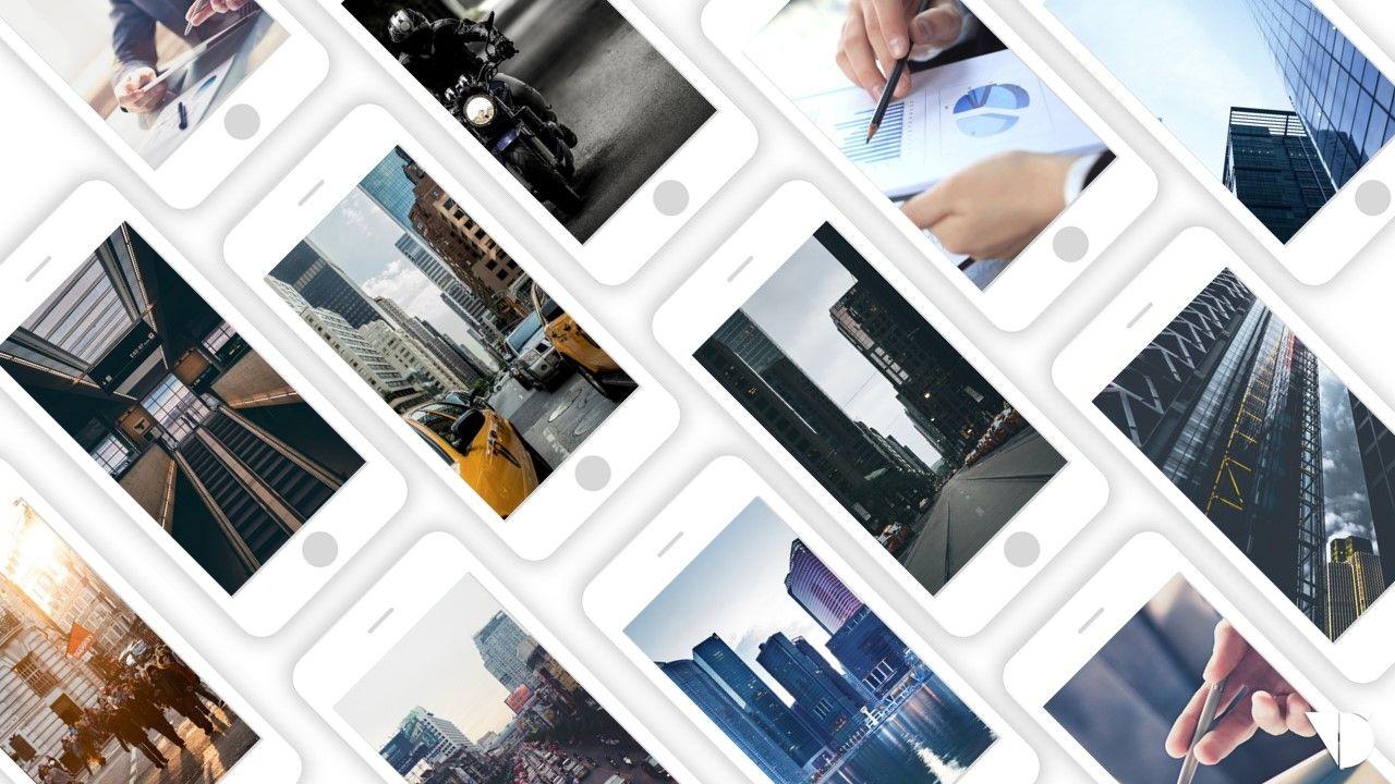 Slideshow trình chiếu 85 trang PowerPoint siêu tiện dụng cho thuyết trình và doanh nghiệp