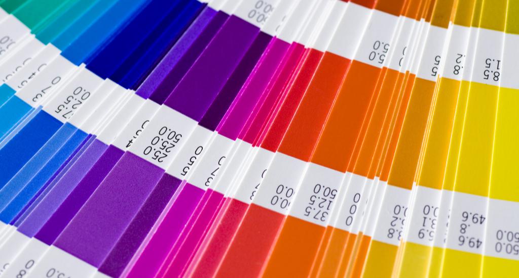 Process Color và Spot Color: Những điều cần biết