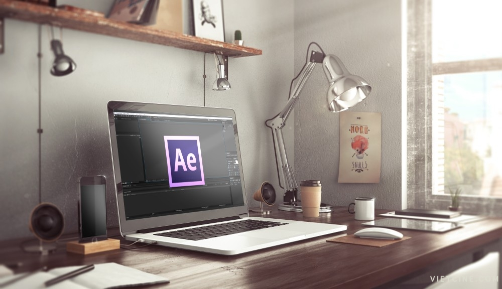 Sử dụng Loop Expression - Để xây dựng vòng lặp trong Adobe After Effects