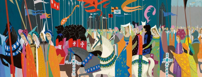 Thiết kế hiện đại Mid-Century: Các yếu tố trực quan