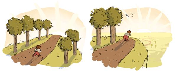 Học vẽ giai đoạn 1: Những kỹ năng thủ công
