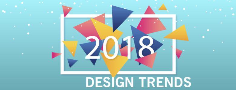 Một vài gợi ý cho thiết kế của bạn trong năm 2018