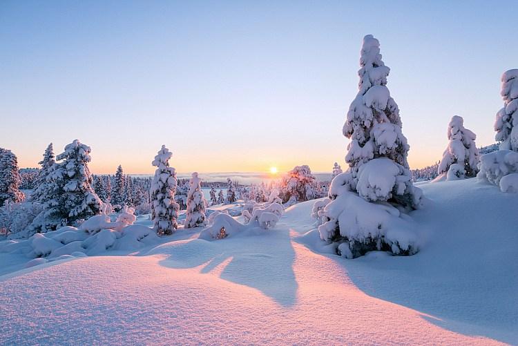 5 lời khuyên để chụp ảnh phong cảnh mùa đông tốt hơn