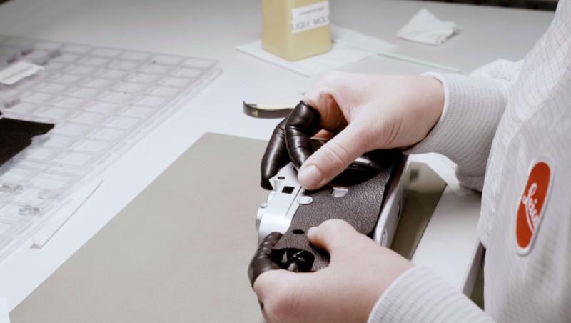 Đây là cách mà Leica M10 được sản xuất